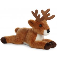 An adorable cuddle companion for any little one during the festive season