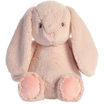 Pink Rabbit Soft Toy, 31cm
