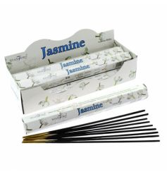Jasmine Incense Sticks By Stamford  Stamford relaxing incense sticks to create a relaxing atmosphere in your home