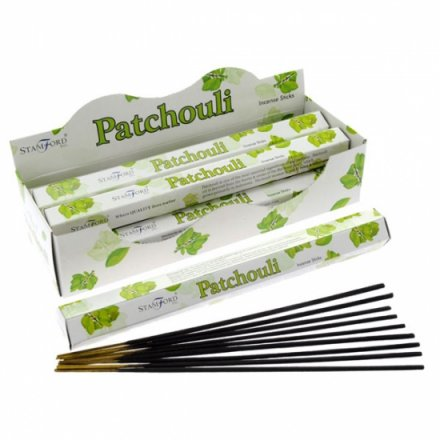 Stamford Patchouli Incense Sticks