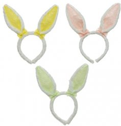 For Adults and Children! Wear this bunny headband and spread Easter around with you.