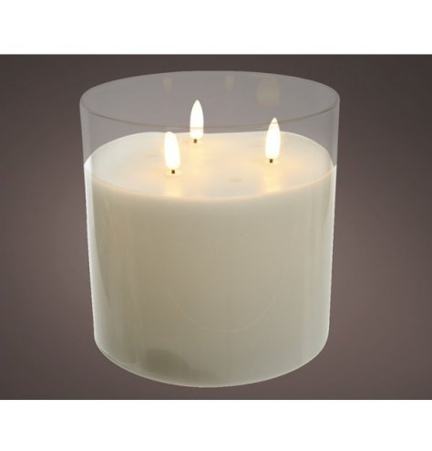 LED Colour: Warm White