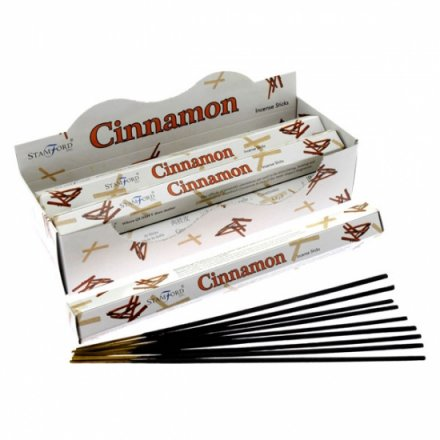 Stamford Cinnamon Hex Incense Sticks