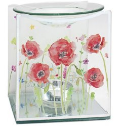 Poppy Design Wax/Oil Warmer