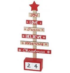 A Traditional Themed Advent Calendar