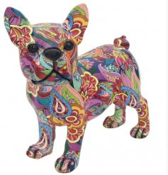 A Quirky Ornament of French Bulldog