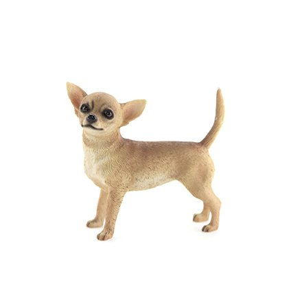 Chihuahua Dog Figurine Small