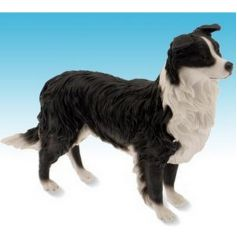 We're barking at you to take a quick look at these fantastic Border Collie figures!